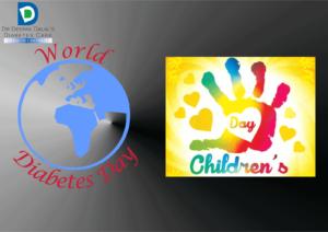 World Diabetes Day & Children's Day